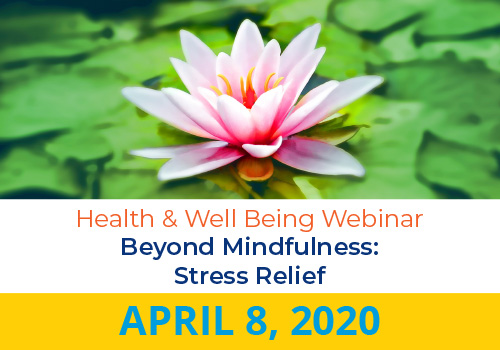 Stress Relief Apr 8