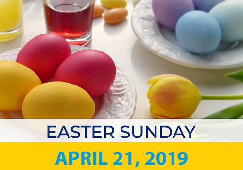 Easter Sunday_April