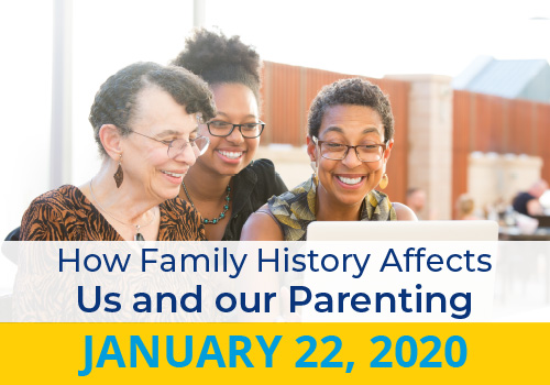 Family Hist Parenting Seminar