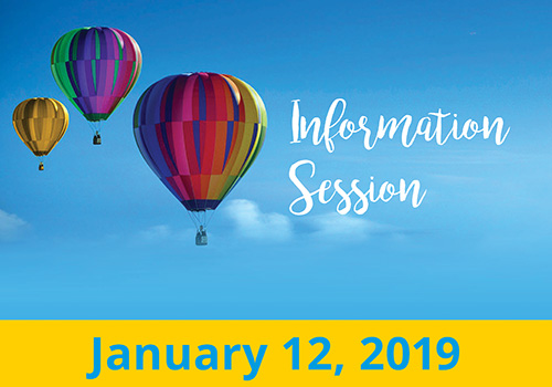 Info Session Jan12