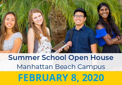 Summer Open House MB Feb